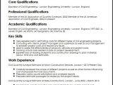 Civil Engineer Qs Resume Civil Quantity Surveyor Estimator Cv Sample Myperfectcv