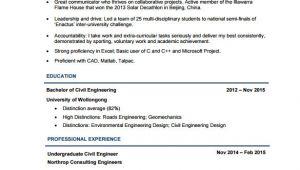 Civil Engineer Resume Doc 19 Civil Engineer Resume Templates Pdf Doc Free