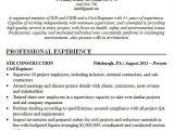 Civil Engineer Resume Sample 25 Best Engineering Resume Templates Pdf Doc Free