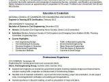 Civil Engineering Resume for Freshers 20 Civil Engineer Resume Templates Pdf Doc Free
