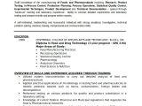 Civil Lab Technician Resume Sample Lab Technician Resume Template 7 Free Word Pdf