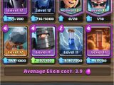 Clash Royale Best Modern Card Deck Guys How is My Deck Should I Change Anytging About It Im