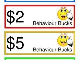 Classroom Bucks Template Reward Bucks Template Bing Images