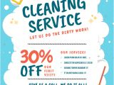 Cleaning Company Flyers Template Cleaning Flyer Template Postermywall