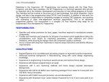 Cnc Programmer Resume Samples Cnc Machinist Job Description Resume Foto Bugil Bokep 2017