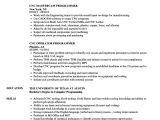 Cnc Programmer Resume Samples Programmer Cnc Resume Samples Velvet Jobs