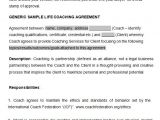 Coaching Contracts Templates 11 Sample Coaching Contract Templates Docs Word Pages