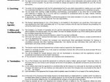 Coaching Contracts Templates Coaching Agreement Contract Template Sample Coaching