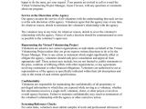 Code Of Conduct Contract Template Sample Volunteer Agreement and Code Of Conduct In Word and