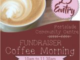 Coffee Morning Flyer Template Free Coffee Morning Flyer Customisable Poster Template