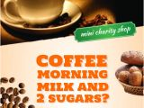 Coffee Morning Flyer Template Free Coffee Morning Poster Template Postermywall