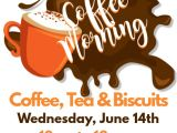 Coffee Morning Flyer Template Free Copy Of Coffee Morning Flyer Customisable Poster Template