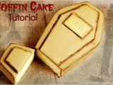 Coffin Cake Template Coffin Cake Template Beautiful Template Design Ideas