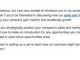 Cold Call Sales Email Template the One Line to Never Use In A Cold Email Salesfolk