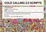 Cold Calling 2.0 Email Templates Finding the Decision Maker How Not to Waste Time In Sales