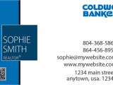 Coldwell Banker Business Card Template Coldwell Banker Business Cards 11 Coldwell Banker