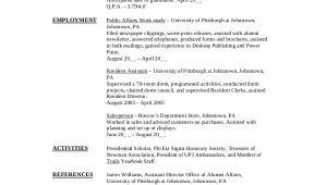 College Student Resume for Internship Sample College Student Resume 8 Examples In Pdf Word