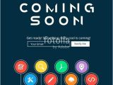 Coming soon Email Template Free Coming soon Page Template Thank You for Subscribing