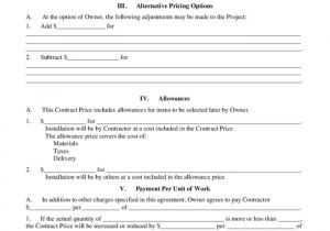 Commercial Building Contract Template Victoria Commercial Building Contract Template Nsw Templates