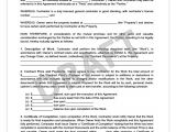 Commercial Construction Contract Template Construction Contracts Everything You Need to Know