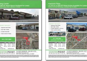 Commercial Real Estate Brochure Template 8 Best Images Of Commercial Real Estate Flyer Templates