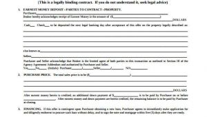 Commercial Real Estate Purchase Contract Template Sample Home Purchase Agreement 6 Documents In Pdf Word