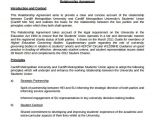 Commitment Contract Template Sample Relationship Agreement 14 Documents In Pdf Word