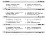 Common Core State Standards Lesson Plan Template Common Core Lesson Plans K 5 Structured Learning