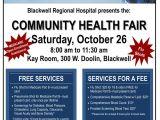 Community Health Fair Flyer Template 61 Best Health Fair Fun Walk Ideas Images On Pinterest