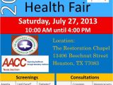 Community Health Fair Flyer Template Flyer Design Images Gallery Category Page 5 Designtos Com