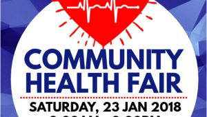 Community Health Fair Flyer Template Health Fair Flyer Template Postermywall