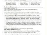 Community Relations Resume Sample Sample Resume for A Public Relations Manager Monster Com
