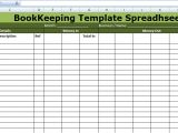 Company Bookkeeping Templates Small Business Bookkeeping Template Spreadsheettemple