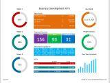 Company Dashboard Template Business Development Kpi Dashboard Spreadsheetshoppe