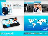 Company Profile after Effects Templates Free Download Simple Company Presentation Videohive Project Free