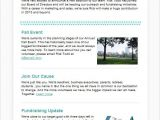 Company Update Email Template Need to Send An Update the Members Of Your organization