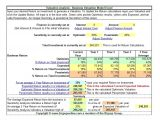 Company Valuation Template Excel Download Business Valuation Model Excel 60