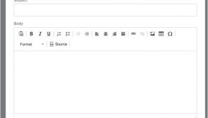 Compose Email Template Manage Your Account Email Templates Helpdesk