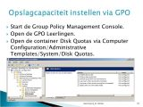 Computer Configuration Administrative Templates Hoofdstuk 7 Beveiliging En Beheer Ppt Download