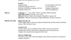 Computer Engineering Resume 54 Engineering Resume Templates Free Premium Templates