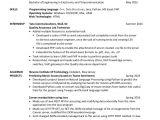 Computer Engineering Resume Objective Resume Computer Engineering