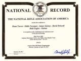 Concealed Carry Certificate Template New Nra National High Power Senior Team Record Doan