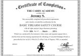 Concealed Carry Certificate Template Review the Carry Academy 39 S Online Ccw Safety Course the