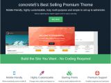 Concrete5 Templates Free 34 Concrete5 themes Templates Free Premium Templates