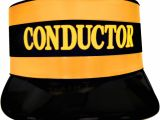 Conductor Hat Template Train Conductor Clipart Panda Free Clipart Images