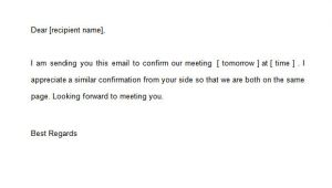 Confirm Conference Call Email Template 10 Confirmation Email Samples Pdf Word Psd