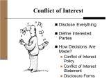 Conflict Of Interest Disclosure Template Pass to Excellence Program Description Ppt Download