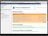 Confluence Faq Template Sharepoint Knowledge Base Template Images Frompo