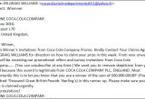 Congratulations Winner Email Template Congratulations You Ve Won the Reality Behind Online