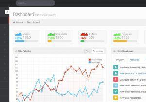 Conquer Responsive Admin Dashboard Template 20 Best Free Responsive Admin Dashboard Templates athemeart